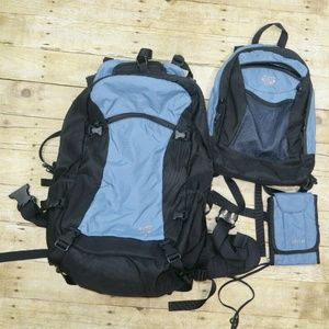 EMS Adventure 4000 Internal Frame Backpack, Full S